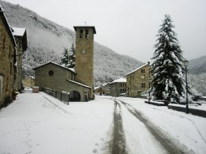 hostal pirineos, Ordesa